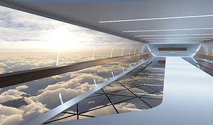 British Airways przedstawia przyszłość podróżowania.