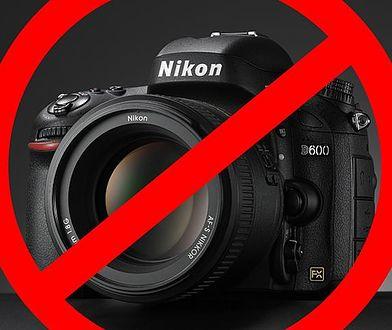 Nikon dostał zakaz sprzedaży w Chinach