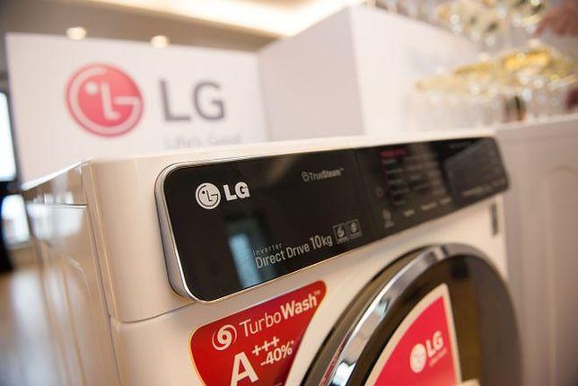 Przede wszystkim mają być ciche - oto nowe pralki i pralkosuszarki LG