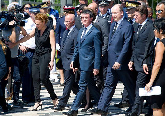 Minuta ciszy ku czci ofiar w Nicei. Premier Francji wygwizdany