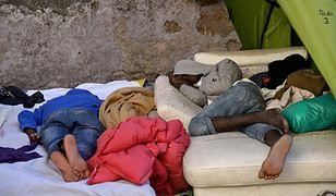Śledztwo ws. straszliwych warunków w ośrodku dla migrantów we Włoszech