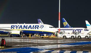 Samolot przetrzymywany w Mińsku wylądował w Wilnie