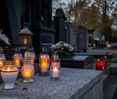 Śląsk. Zamknięte cmentarze. Bytom z pomocą handlarzom kwiatów i zniczy
