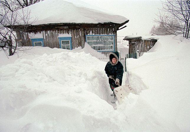 """Polka na Syberii. """"Przy -30 st. C dzieci zjeżdżają z lodowych górek. Nie jest wcale tak źle"""""""
