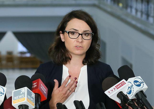 Nie wszyscy w partii chcą, aby Kamilę Gasiuk-Pihowicz zastąpił Ryszard Petru