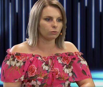 Magda Zając w nowej roli po programie.