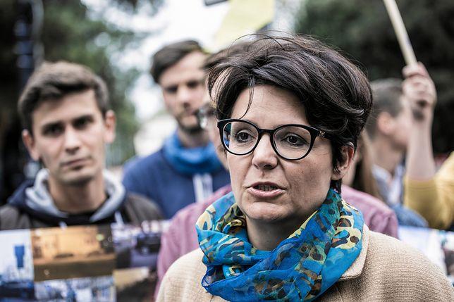 Justyna Glusman zastąpi Grzegorza Wysockiego