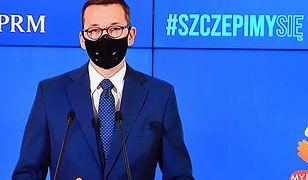 Sylwester 2020, fajerwerki, godzina policyjna. Premier Mateusz Morawiecki zabrał głos