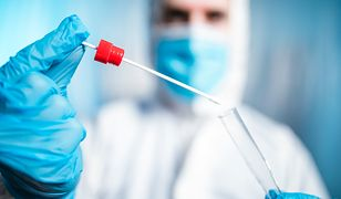 Oblany test na koronawirusa