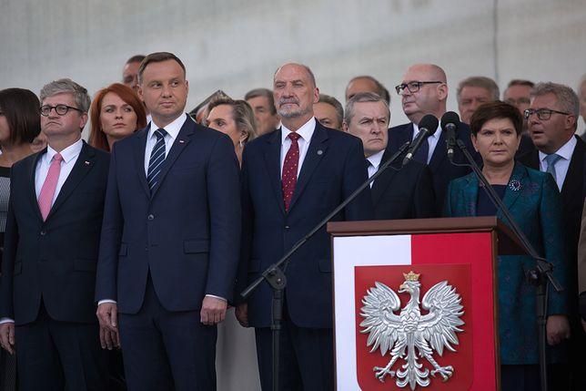 """Prezydent uczci rocznicę wybuchu II WŚ. """"Takie gesty niczemu nie służą"""""""