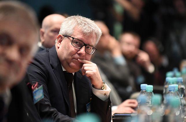 Ryszard Czarnecki nie utrzyma stanowiska w PE? Razem z nim może je stracić Polska