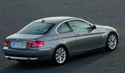 Nowe Coupe BMW Serii 3