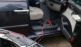 Straż miejska pomoże odpalić samochód