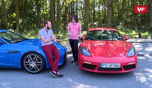 3 zadania: Sportowe coupe z czterocylindrowymi silnikami