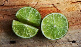 Limonka to zielona i bardzo aromatyczna kuzynka cytryny