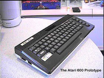 Prototyp Atari 600 rev. A.
