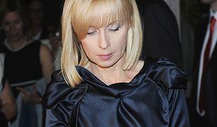 Jolanta Pieńkowska ostatnio prowadziła program w TVN Biznes i Świat