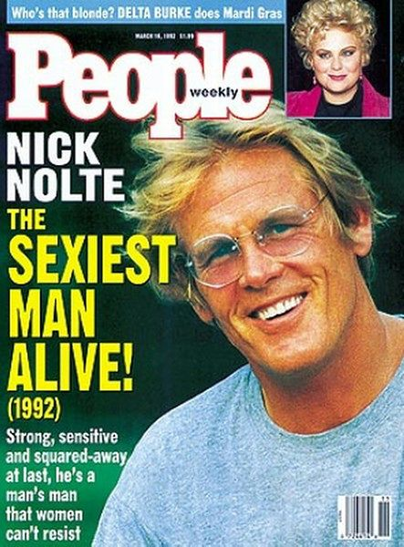 Tak wyglądał jako ''Najseksowniejszy żyjący mężczyzna''