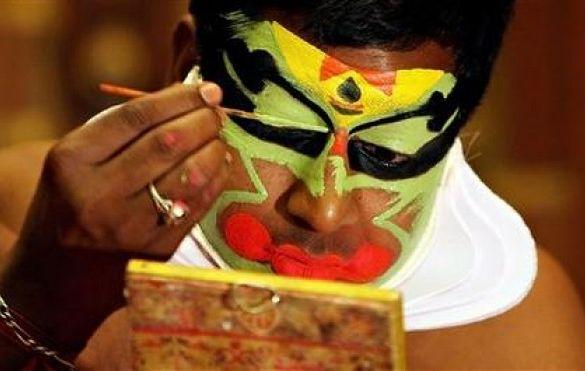 Sztuka tańca Kathakali