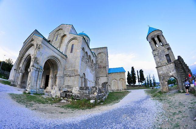 Dawna stolica Gruzji - Kutaisi