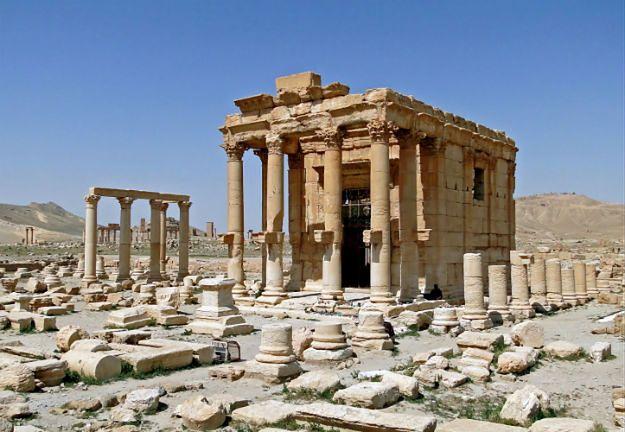 UNESCO: zniszczenie przez IS świątyni w Palmyrze jest zbrodnią wojenną