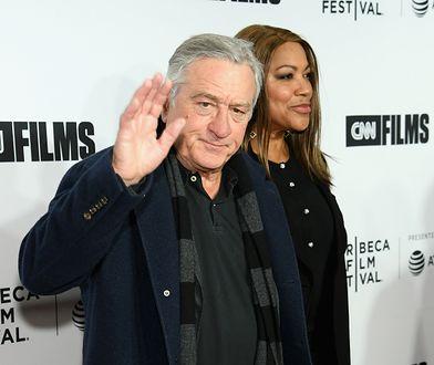 Robert De Niro po raz pierwszy skomentował rozstanie z żoną