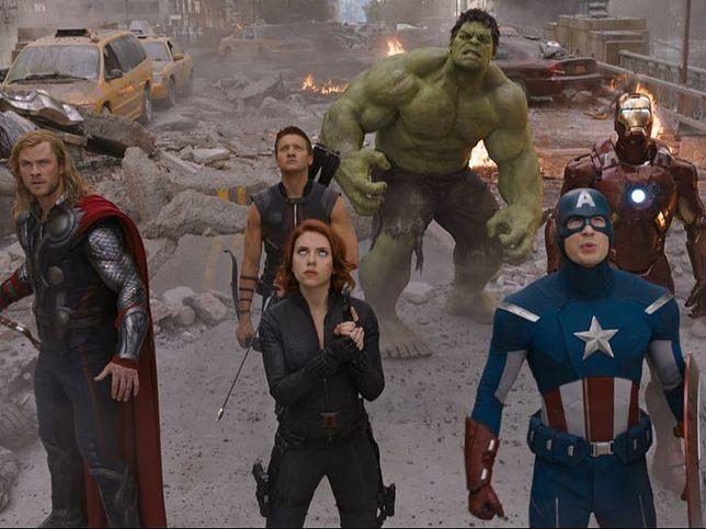 """Wkrótce w HBO GO wszystkie części """"Avengersów"""""""