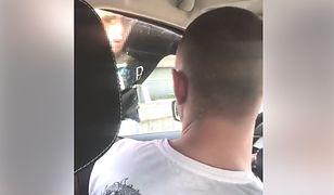 Taksówkarz zaatakował kierowcę Ubera z Ukrainy. Został zatrzymany przez policję