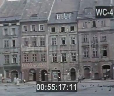Przedwojenna Warszawa. Niesamowity film!