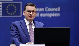 Szczyt UE się zakończył. Konferencja Mateusza Morawieckiego. Odpowiada Ziobrze