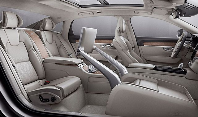 Najbardziej luksusowe Volvo w historii i przenosiny S90 do Chin