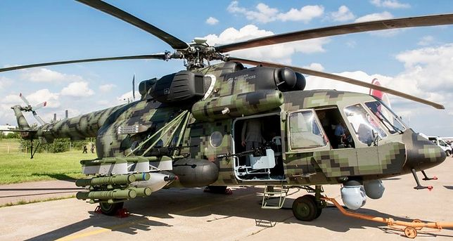 Nowa wersja Mi-17