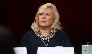 Krystyna Janda przyjęła 3. dawkę szczepionki przeciwko COVID-19