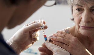 Sosnowiec. Bezpłatne szczepienia na grypę, tylko dla seniorów