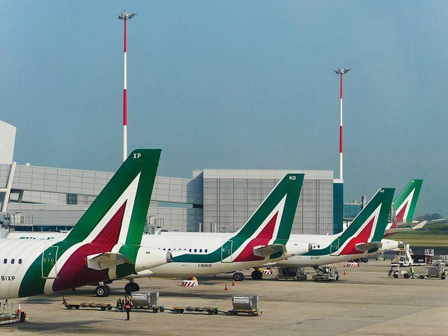 Włochy: Strajk na lotniskach w całym kraju. Alitalia odwołała blisko 100 lotów. Utrudnienia na trasach krajowych i zagranicznych