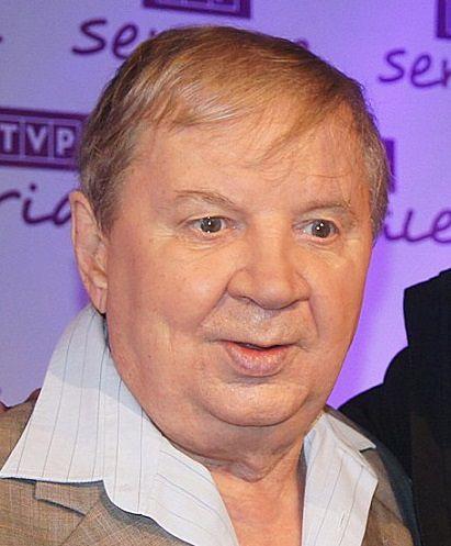 Roman Kłosowski jest zapamiętany głównie przez rolę Maliniaka w Czterdziestolatku