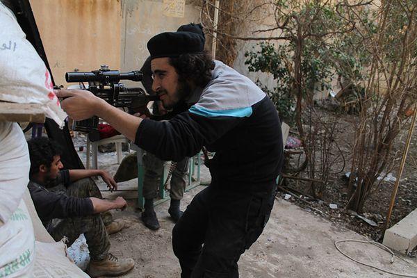 Prawie 1,4 tys. zabitych w walkach między rebeliantami w Syrii