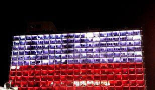 100. rocznica odzyskania niepodległości przez Polskę. Biało-czerwone iluminacje m.in. w Kuwejcie i Izraelu