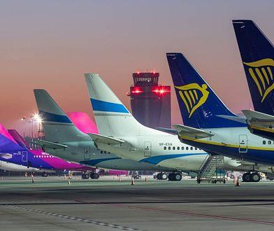 Katowice. Nowi przewoźnicy na lotnisku. Polecimy do Włoch i na Ukrainę