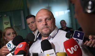 Arkadiusz Kraska. Sąd w Szczecinie nie chce rozpatrywać jego sprawy