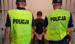 33-latek usłyszał już zarzuty. Grozi mu kara nawet 8 lat więzienia