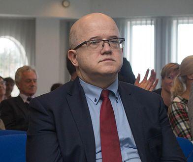 Grzegorz Raczak zgłosił prokuraturze, że był szantażowany przez prostytutkę