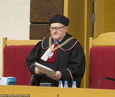 Sędzia Biernat odpiera zarzuty prezydenta. Chodzi o naruszenie konstytucji
