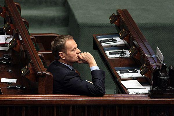 Premier, Donald Tusk