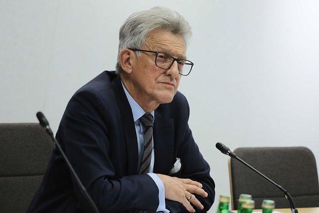 Kandydatura Stanisława Piotrowicza do TK wywołała dużo kontrowersji