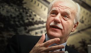 """Andrzej Olechowski, Człowiek Roku 2000 według tygodnika """"Wprost"""""""