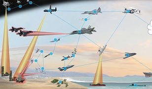 """Uderzenie """"mozaikowej"""" grupy bojowej zobrazowane przez DARPA"""