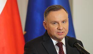 Prezydent Andrzej Duda ostro skrytykował wyrok sądu apelacyjnego ws. gwałtu na trzylatku.