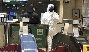 Wirus z Chin rozprzestrzenia się błyskawicznie