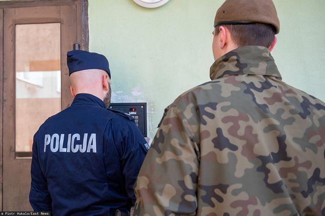 Koronawirus w Polsce. Policja: 380 przypadków naruszenia kwarantanny
